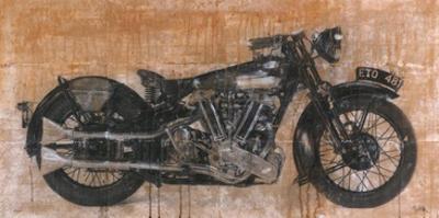 Brough Superior by Dario Moschetta