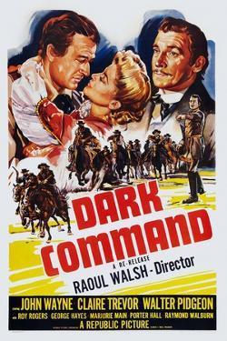 Dark Command, 1940