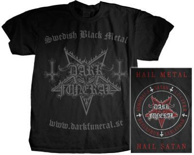 Dark Funeral - Swedish Black Metal