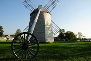 The Jonathan Young Windmill, Constructed in 1720, America's Oldest by Darlyne A. Murawski