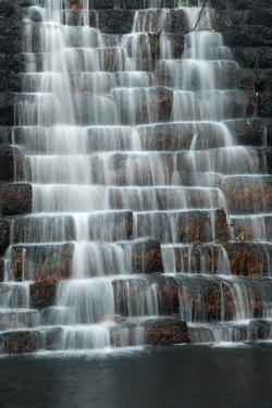 Water Cascading over the Dam at Otter Creek by Darlyne A. Murawski