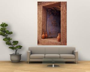 Berber Village Doorway, Morocco by Darrell Gulin