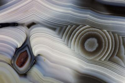 Bluish Baker Egg, Thunderegg, New Mexico by Darrell Gulin