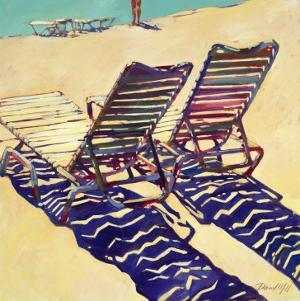 Seating for Two by Darrell Hill
