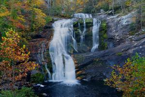 Bald River Falls in Tellico Plains, Tn Usa. Photo by Darrell Young by Darrell Young