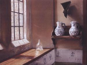 Morning Light #4 by Darren Baker