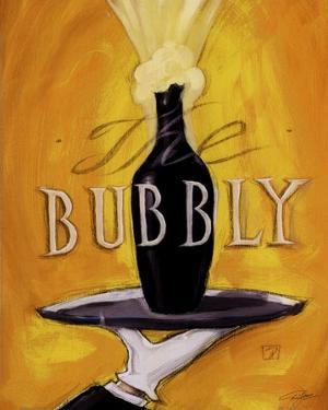 Bubbly by Darrin Hoover