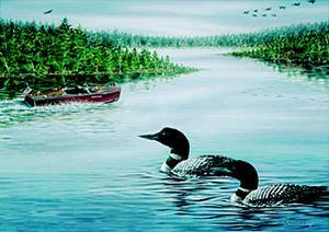 Classic Lake Cruiser by Darryl Vlasak