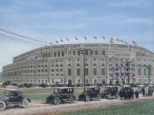 Yankee Stadium by Darryl Vlasak