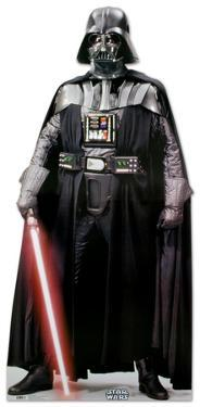 Darth Vader Cardboard Cutout