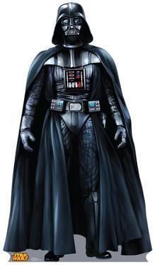Darth Vader - Star Wars Lifesize Cardboard Cutout