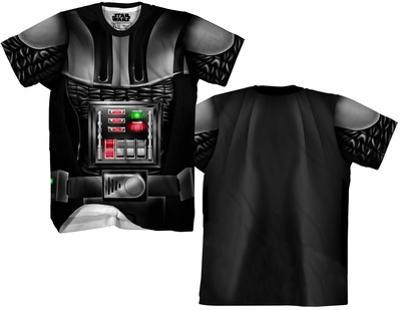 Darth Vader Sublimated Costume Tee
