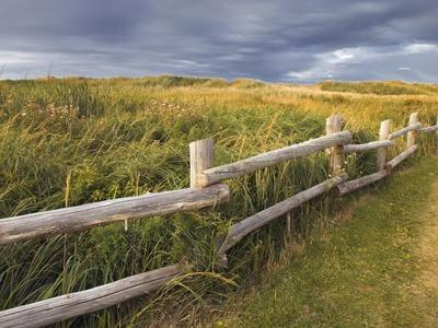 Cavendish Beach - Prince Edward Island National Park - Prince Edward Island, Canada.