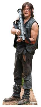 Daryl Dixon with Rocket Launcher - The Walking Dead