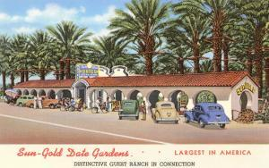 Date Gardens, Indio, California