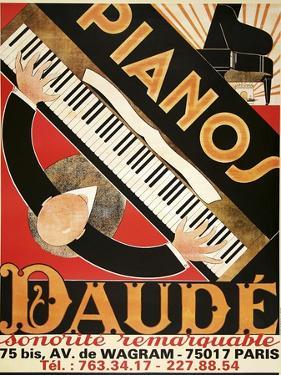 Daude Pianos