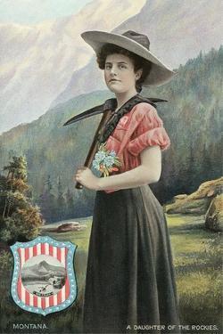 Daughter of the Rockies