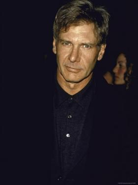 """Actor Harrison Ford at the Premiere of the Film """"The Devil's Own"""" by Dave Allocca"""