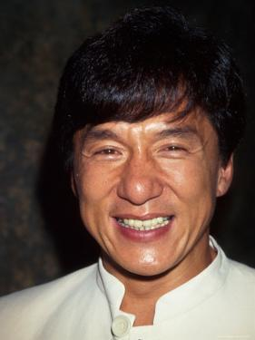 Actor Jackie Chan by Dave Allocca