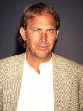 """Actor Kevin Costner at Film Premiere of His """"Tin Cup"""" by Dave Allocca"""