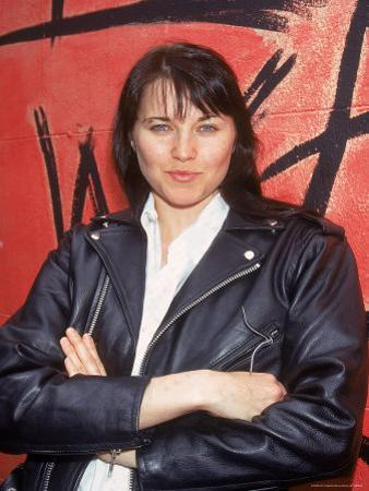 Actress Lucy Lawless by Dave Allocca