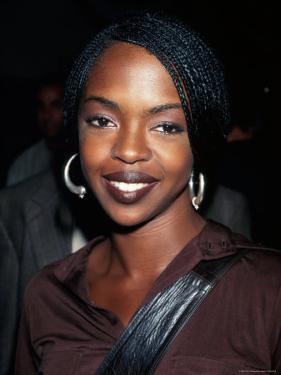 Singer Lauryn Hill by Dave Allocca