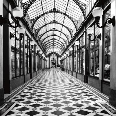 Passage des Princes, Paris by Dave Butcher