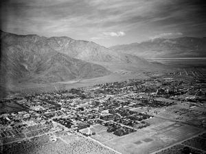 Aerial View of Palm Springs by Dave Cicero