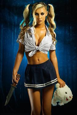 Daveed Benito- School Girl Killer by Daveed Benito
