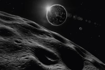 Asteroid Eclipse - Noir