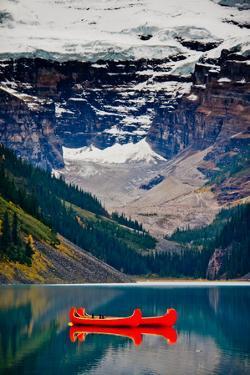 Lake Louise by David Appleby
