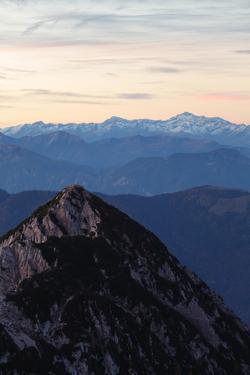 Mangrt Pass, Slovenia.. by David Baker