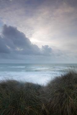 Winter Seascape by David Baker