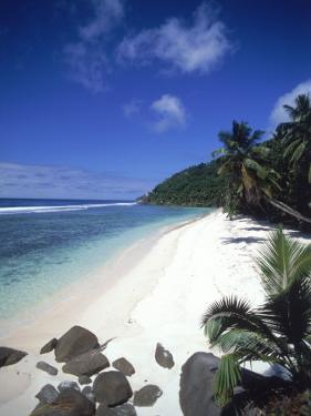 Anse Royale, Mahe Island, Seychelles by David Ball