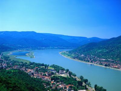 Danube Bend, Visegrad, Hungary by David Ball