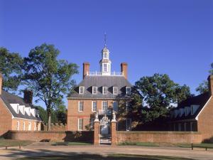 Governor's Palace, Williamsburg, VA by David Ball