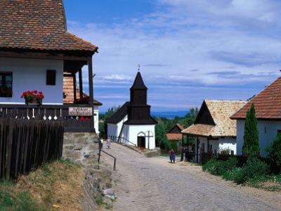 Holloko Village, Unesco Site, Hungary by David Ball