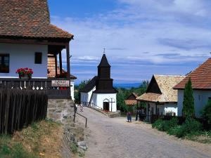 Holloko Village, Unesco Site, Hungary by David Ball