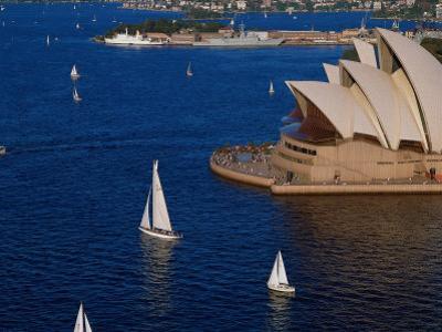 Opera House, Sydney, Australia by David Ball