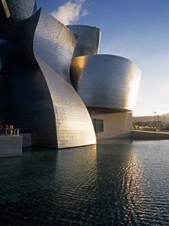 Guggenheim Museum, Bilbao, Spain by David Barnes