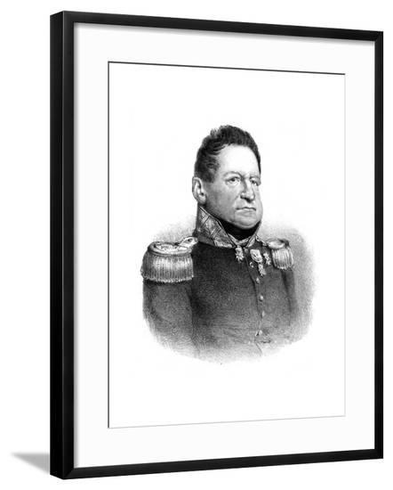David Baron Chasse--Framed Giclee Print