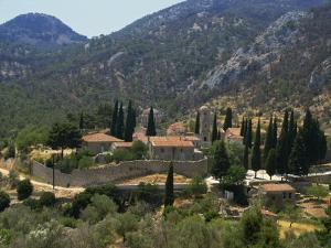Nea Moi Monastery, Chios, North Aegean Islands, Greek Islands, Greece, Europe by David Beatty