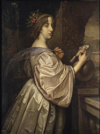 Queen Christina of Sweden, 1650