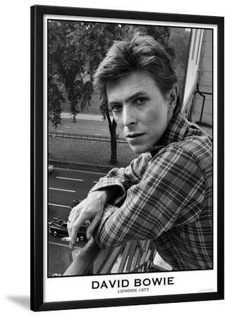 David Bowie- London 1977