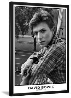 David Bowie- London 1977