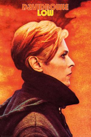 David Bowie- Low Album Cover
