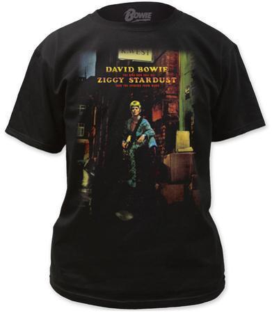 David Bowie- Ziggy Plays Guiter