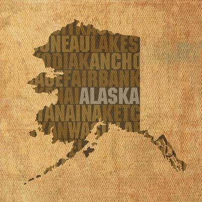 Alaska State Words