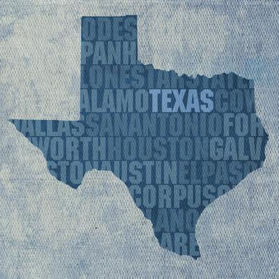 Texas State Words