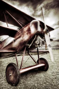 Fokker Dr1 Triplane by David Bracher